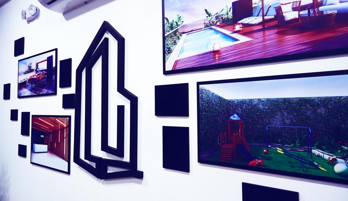 Grupo Lar Elant cuadros decorativos vinil impreso brandeo de oficina caseta de ventas lima peru